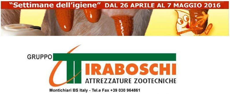 Settimana dell'Igiene Tiraboschi